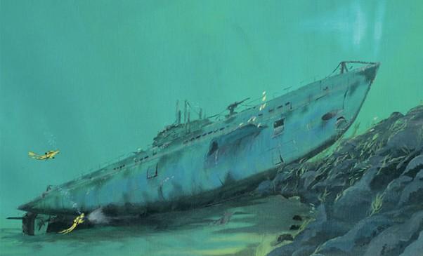 N248_Sous-marin-Meduse