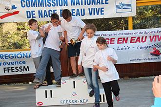 SELECTIF UBAYE Coupe de Provence - Podium Jeunes