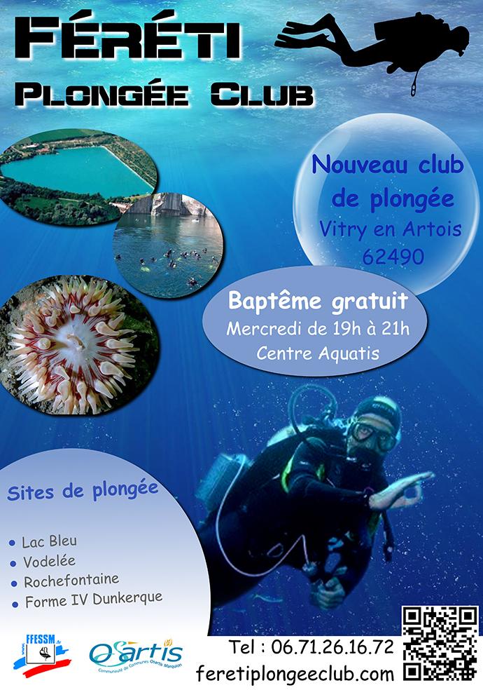Le Fereti Plongee Club A 1 An Subaqua