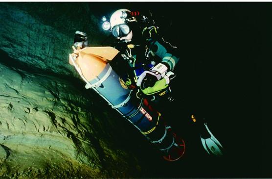 Loco plongeur