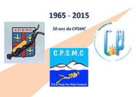 CINQUANTENAIRE CLERMONT-3 Logos en 50 ans