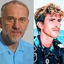 Bernard Séret et Steven Surina
