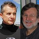 Alain Delmas et Jean-Pierre Montagnon