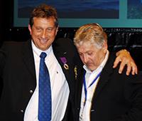 avec René Cavallo le 31 mars 2007 copie